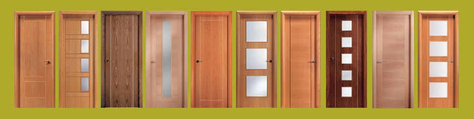 Fabrica de puertas enchapadas terciadas placarol para pintura a medida puertas interiores - Medidas de puertas de interior ...