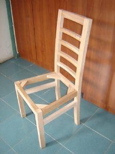 Maderas pereira fabrica de tarugos de madera somieres de for Fabrica sillas madera